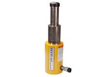Single Acting Multistage Hydraulic Cylinder
